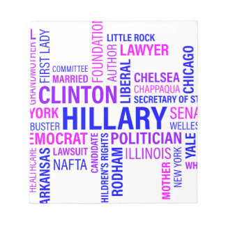 Hillary Clinton para el presidente Bloc
