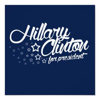 Hillary Clinton para el presidente
