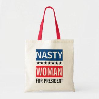 Hillary Clinton para la mujer desagradable del