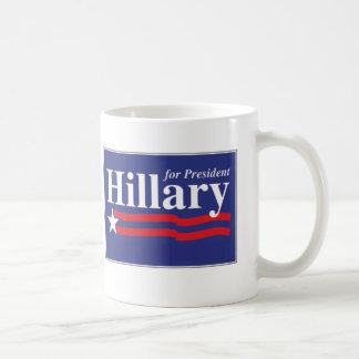 Hillary Clinton para la taza 2016 del presidente c