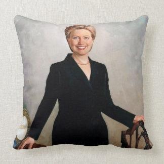 Hillary Clinton Pillow