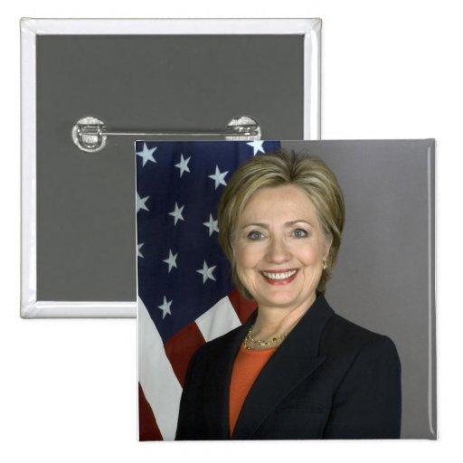 Hillary Clinton Pins