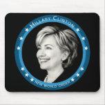 hillary Clinton: pintoresco: Tapete De Ratones