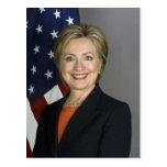 Hillary Clinton Postal