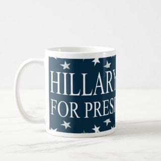 Hillary Clinton President '16 USA Flag Coffee Mug