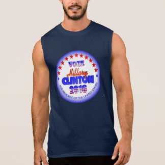 Hillary Clinton President 2016 Sleeveless Shirt