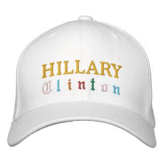 HILLARY CLINTON PRESIDENT U.S.A. BASEBALL CAP