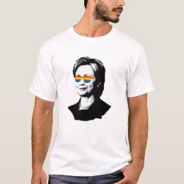 Hillary Clinton Pride T-Shirt
