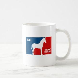 HILLARY CLINTON PRO DNC 2016 COFFEE MUGS
