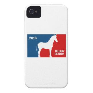 HILLARY CLINTON PRO DNC 2016.png iPhone 4 Case-Mate Case