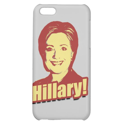 HILLARY CLINTON PROPAGANDA.png Cover For iPhone 5C