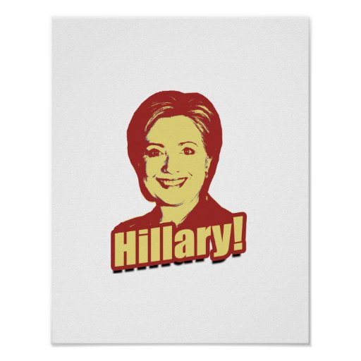 HILLARY CLINTON PROPAGANDA.png Poster