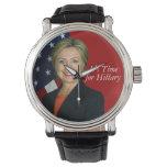 Hillary Clinton Reloj