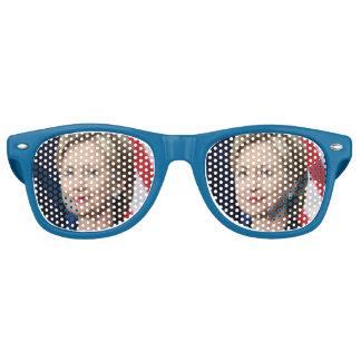 Hillary Clinton Retro Sunglasses