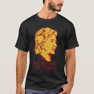 Hillary Clinton Secretary of State T-Shirt