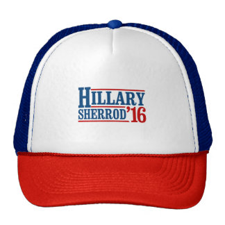 Hillary Clinton/Sherrod Brown 2016 Gorra