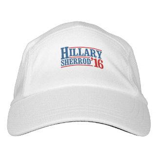 Hillary Clinton/Sherrod Brown 2016 Gorra De Alto Rendimiento