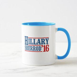 Hillary Clinton / Sherrod Brown 2016 Mug