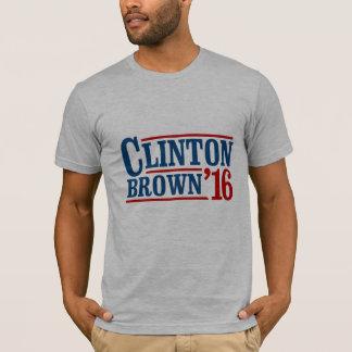 Hillary Clinton/Sherrod Brown 2016 Playera