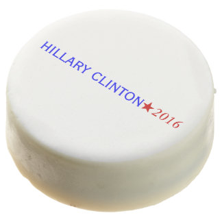 HILLARY CLINTON (STAR) 2016 Delectable Desserts Chocolate Dipped Oreo