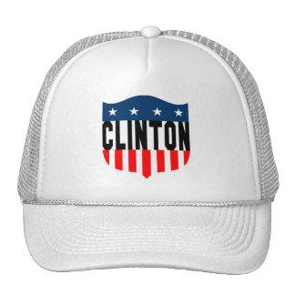hillary clinton stars and stripes trucker hat
