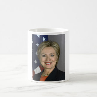 Hillary Clinton Taza