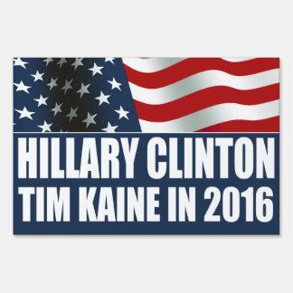 Hillary Clinton Tim Kaine 2016 Cartel