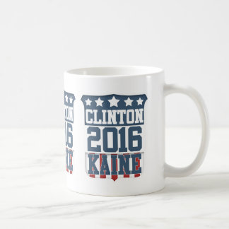 Hillary Clinton Tim Kaine 2016 Coffee Mug