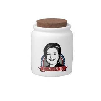 HILLARY CLINTON TO RUN IN 2016 -.png Candy Jar