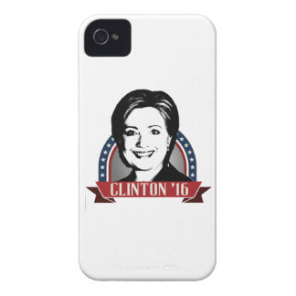 HILLARY CLINTON TO RUN IN 2016 -.png iPhone 4 Cases