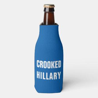 Hillary Clinton torcida Enfriador De Botellas