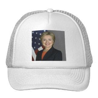 Hillary Clinton Trucker Hat
