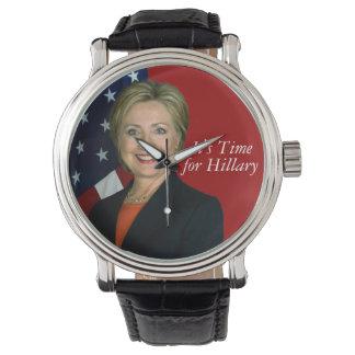 Hillary Clinton Watch