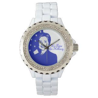 Hillary Clinton Wrist Watches
