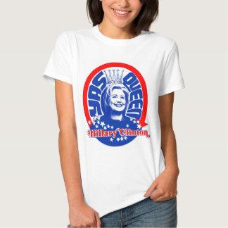 Hillary Clinton Yas Queen Shirt Color