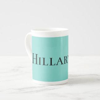 Hillary & Co. Tea Cup