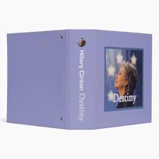Hillary DESTINY Binder
