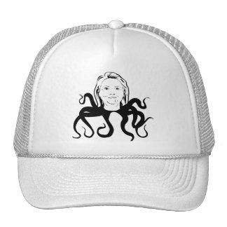 Hillary el calamar gorro de camionero