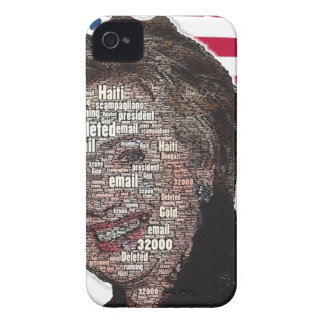 Hillary Email Scam Image iPhone 4 Covers