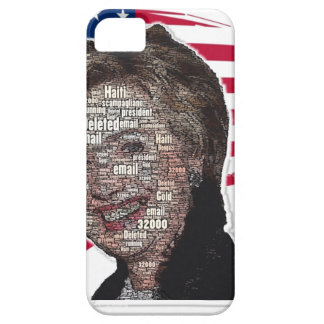Hillary Email Scam Image iPhone SE/5/5s Case