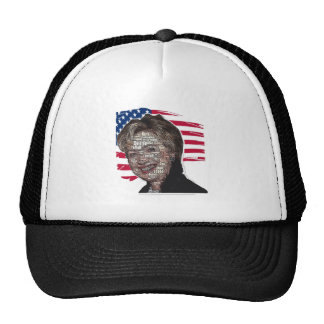 Hillary Email Scam Image Trucker Hat