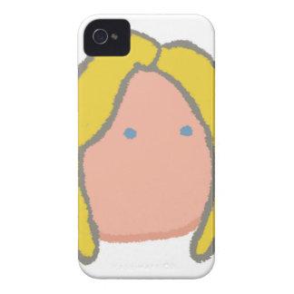hillary emoticon iPhone 4 case