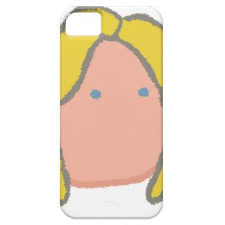 hillary emoticon iPhone SE/5/5s case