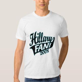 Hillary Fan! 2008 Shirt