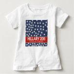 Hillary Focus on Future Baby Romper