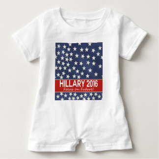 Hillary Focus on Future Baby Romper