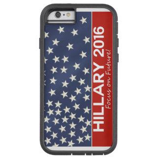 Hillary Focus on Future Tough Xtreme iPhone 6 Case