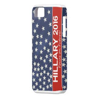Hillary Focus on Future iPhone 5 Case