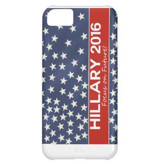 Hillary Focus on Future iPhone 5C Case