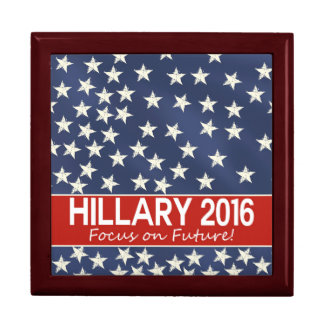Hillary Focus on Future Jewelry Box